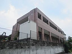 広島県東広島市黒瀬切田が丘 3丁目の賃貸アパートの外観