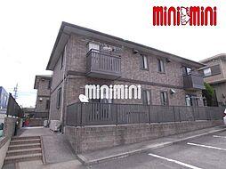 MAISON K・HI[1階]の外観