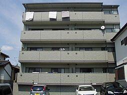 クレアール[4階]の外観