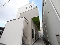 愛知県名古屋市中村区草薙町3丁目の賃貸アパートの外観