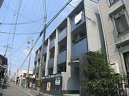 京都府京都市上京区元中之町の賃貸マンションの外観