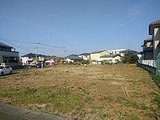 市街化区域内 住宅建築可能です