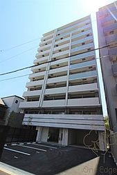 レジュールアッシュ塚本II[7階]の外観