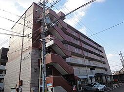 第2長栄マンション[1階]の外観