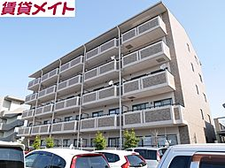三重県四日市市大井手1丁目の賃貸マンションの外観