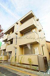 神奈川県藤沢市辻堂神台2丁目の賃貸アパートの外観