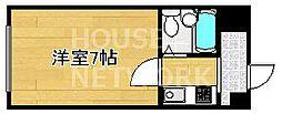 Ds LYNX(ディーズリンクス)[410E号室号室]の間取り
