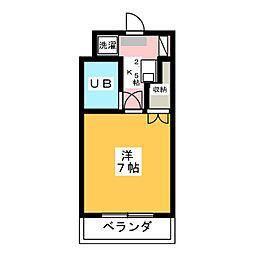 江曽島駅 2.2万円