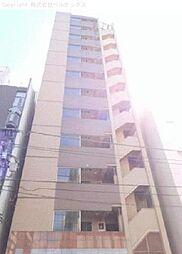 東京都千代田区東神田の賃貸マンションの外観
