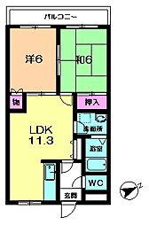 高の原駅 5.7万円