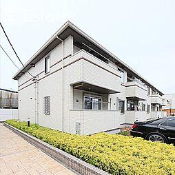 愛知県名古屋市南区要町3丁目の賃貸アパートの外観