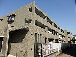 東京都練馬区富士見台の賃貸マンションの外観