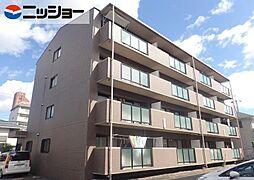 ファミール西浜田北館[3階]の外観