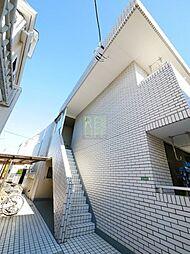 東京都世田谷区桜丘1丁目の賃貸マンションの外観