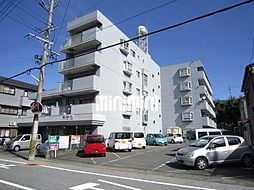 エステートヤマキ[3階]の外観