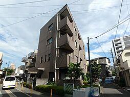 都民住宅 小鳩ガーデン[402号室]の外観