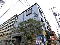 ガルボ茨木[3階]の外観