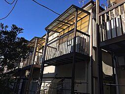 東京都府中市府中町3丁目の賃貸アパートの外観
