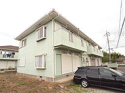 コーポKIKU B棟[2階]の外観