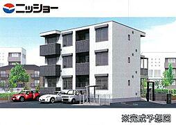 仮)篠目町新築AP[1階]の外観