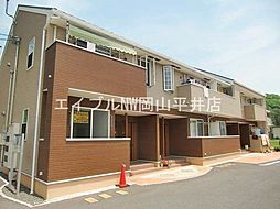 JR津山線 玉柏駅 徒歩24分の賃貸アパート
