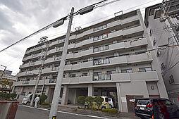 木川東エクセルハイツ[1階]の外観