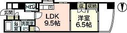 メゾン・ド・ピュア[7階]の間取り
