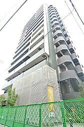 プレサンス塚本駅前[14階]の外観