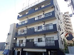 愛媛県松山市祝谷町1丁目の賃貸マンションの外観