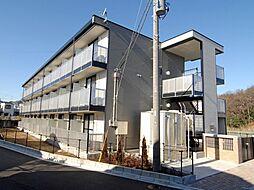 千葉県船橋市松が丘2丁目の賃貸マンションの外観