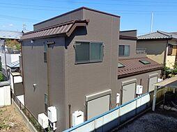 千葉県千葉市若葉区都賀2丁目の賃貸アパートの外観