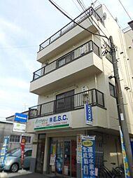 東京都足立区足立1丁目の賃貸マンションの外観