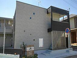 愛知県津島市西愛宕町2丁目の賃貸アパートの外観