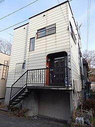 [一戸建] 北海道札幌市豊平区中の島二条12丁目 の賃貸【/】の外観