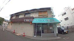大阪府東大阪市中石切町4丁目の賃貸アパートの外観