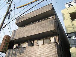 京都府京都市山科区勧修寺東出町の賃貸マンションの外観
