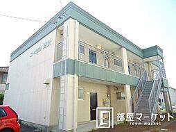 愛知県豊田市大林町11丁目の賃貸アパートの外観