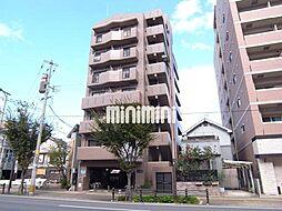 グランシャリオ箱崎[5階]の外観