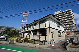 兵庫県宝塚市安倉北3丁目の賃貸アパートの外観