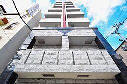 フォーチュン天王寺[4階]の外観