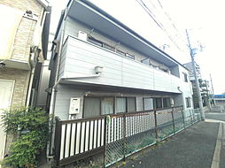 兵庫県神戸市灘区船寺通6丁目の賃貸アパートの外観