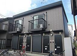神奈川県相模原市南区西大沼3丁目の賃貸アパートの外観
