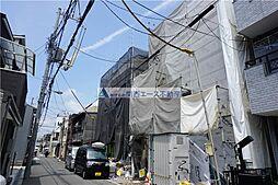 大阪府大阪市生野区小路東2丁目の賃貸アパートの外観