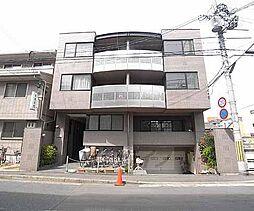 京都府京都市下京区榎木町の賃貸マンションの外観