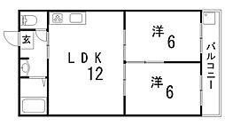 霞ヶ丘駅 3.9万円