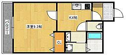 SALA13[102号室号室]の間取り