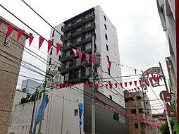 カンパニーレ横浜[1003号室]の外観