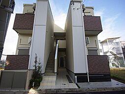 MYU V[2階]の外観