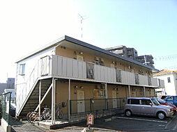 ハイツ西泉丘[104号室]の外観
