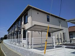 伊予鉄道郡中線 余戸駅 徒歩37分の賃貸アパート